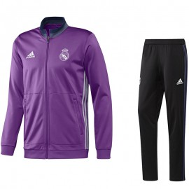 Survêtement Real Madrid Football Violet Homme Adidas
