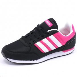 Chaussures City Racer Noir Femme Adidas