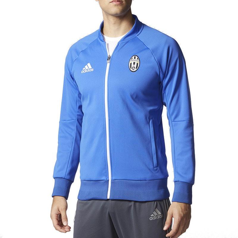 Adidas Football Homme De Juventus Turin Anth Jkt Veste Bleu HqxfwTRRz