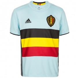 Maillot Belgique Bleu Football Garçon Adidas