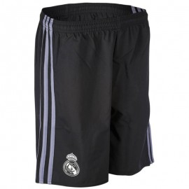 Short Real Madrid Football Noir Homme Adidas