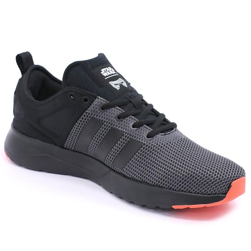 chaussures super racer cloudfoam star wars noir homme adidas. Black Bedroom Furniture Sets. Home Design Ideas