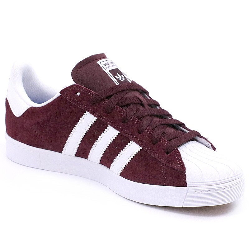 adidas superstar rouge homme