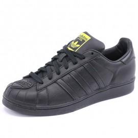 Chaussures Superstar Pharrel Williams Noir Homme Adidas