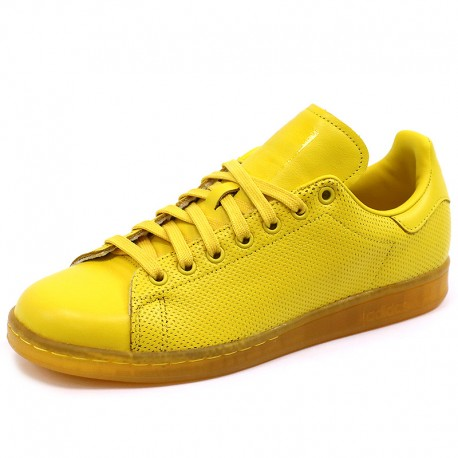 Chaussures Stan Smith Adicolor Jaune Homme/Femme Adidas