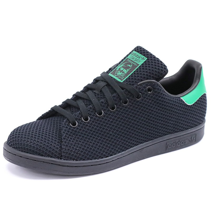 Homme Adidas Noir Ck Smith Stan Chaussures HfRIH