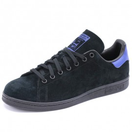 Chaussures Stan Smith Noir Homme Adidas