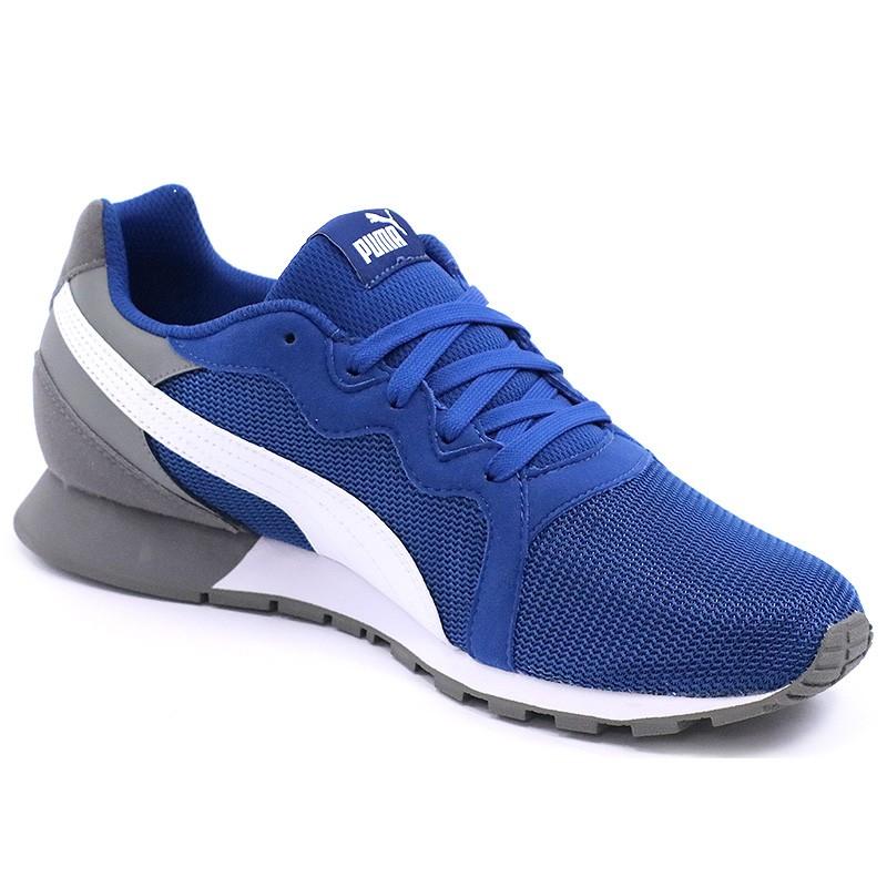 Chaussures Pacer Bleu Homme Puma FOt7e