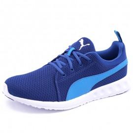 Chaussures Carson Mesh Bleu Homme Puma