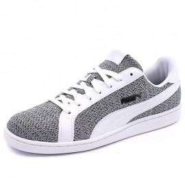 Chaussures Smash Knit Gris Homme Puma
