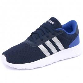 Chaussures Lite Racer K Bleu Garçon Adidas
