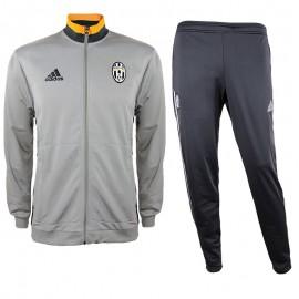 Survêtement de présentation Juventus de Turin Football Gris Garçon Adidas