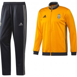 Survêtement de présentation Juventus de Turin Football Jaune Garçon Adidas