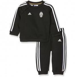 Survêtement Juventus de Turin Football Noir Bébé Garçon Adidas