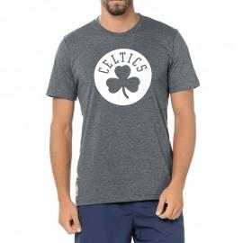 Tee Shirt Boston Celtics Gris Basketball Homme