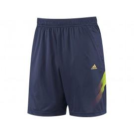 Short Samba Football Marine Garçon Adidas