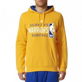 Sweat à Capuche L.A Lakers Jaune Basketball Homme Adidas