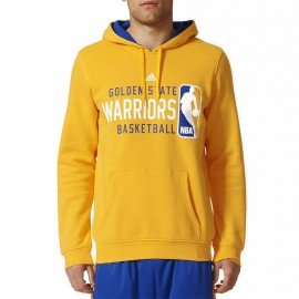 Sweat à Capuche L.A Lakers Jaune Basketball Homme Adidas