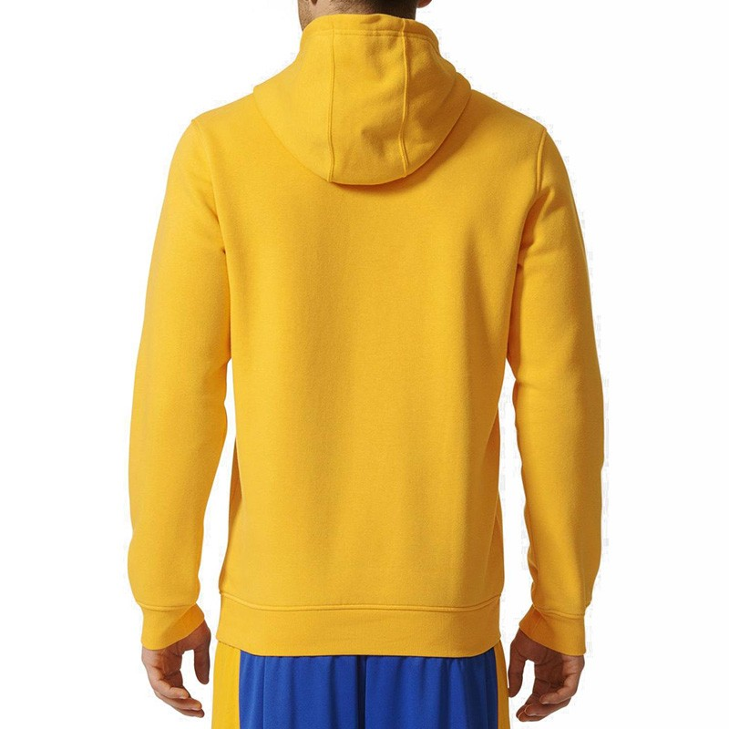sweat capuche golden state warriors jaune basketball. Black Bedroom Furniture Sets. Home Design Ideas
