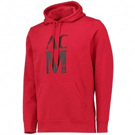 Sweat Ac Milan Football Rouge Homme Adidas
