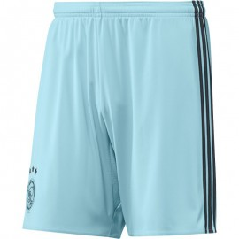 Short Ajax Amsterdam 2016-2017 Bleu Football Homme Adidas