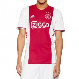 Maillot Ajax Amsterdam 2016-2017 Rouge Football Homme Adidas