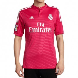 Maillot Réal Madrid Rose Football Homme Adidas
