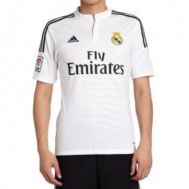 Maillot Réal Madrid Blanc Football Homme Adidas