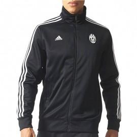 Veste Juventus Turin Noir Football Homme Adidas