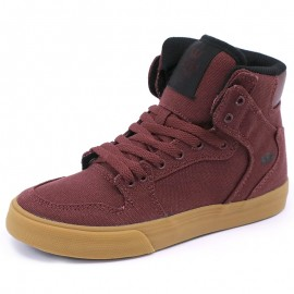 Chaussures Vaider Rouge Garçon Supra
