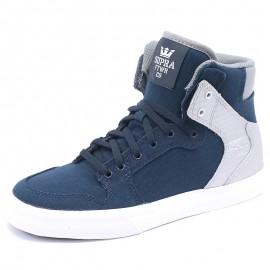 Chaussures Vaider Bleu Garçon Supra
