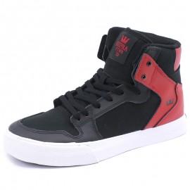 Chaussures Vaider Noir Garçon Supra