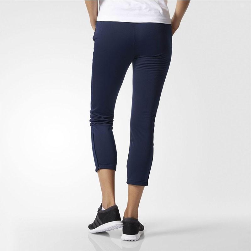 pantalon cigarette marine femme adidas. Black Bedroom Furniture Sets. Home Design Ideas