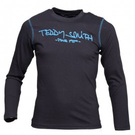 Tee shirt TICLASS3 Marine Garçon Teddy Smith