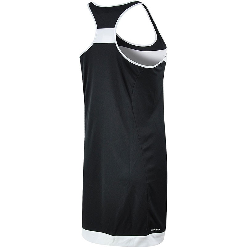 Robe galaxy tennis noir femme adidas - Robe tennis femme ...