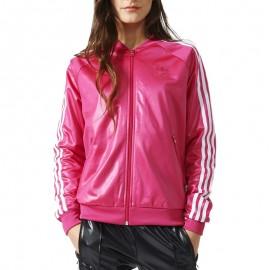 Veste  Superstar TT Rose Femme Adidas