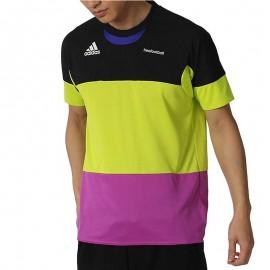 Maillot Football Freefootball Noir Homme Adidas