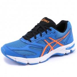 Chaussures Gel Pulse 8 GS Bleu Running Homme Asics