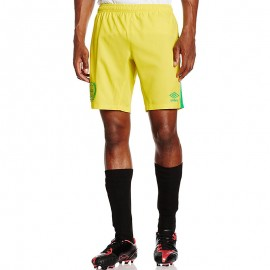 Short FC Nantes Football Jaune Homme Umbro