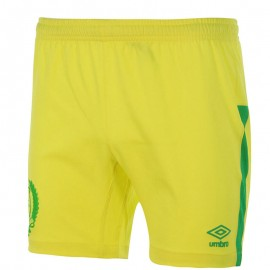 Short FC Nantes Football Jaune Garçon Umbro
