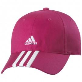 Casquette Essentiel 3 Stripes Rose Entrainement Homme Adidas