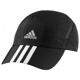 Casquette Runner 3 Stripes Climacool Noir Running Homme Adidas