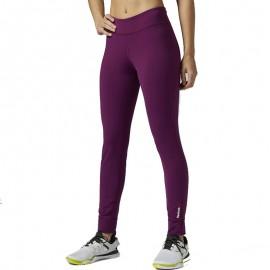 Collant Nylux Sport Violet Femme Reebok