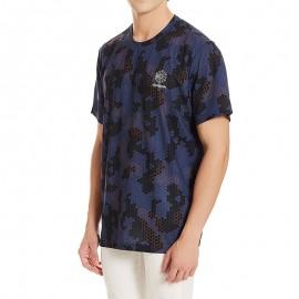 Tee shirt Entrainement Marine Homme Reebok
