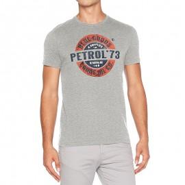 Tee Shirt TSR600 Gris Homme Petrol Industries
