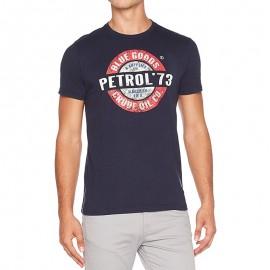 Tee Shirt TSR600 Bleu Homme Petrol Industries