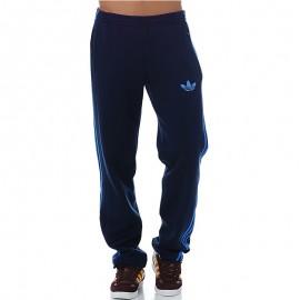 Pantalon Original Linear Bleu Homme Adidas