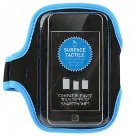 Brassard Universel Smartphone Sport Bleu Be Mix
