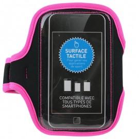 Brassard Universel Smartphone Sport Rose Be Mix