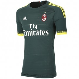 Maillot AC Milan Vert Football Garçon Adidas